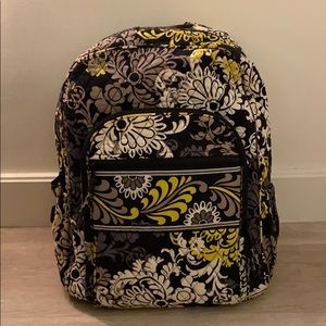 Large Vera Bradley Backpack